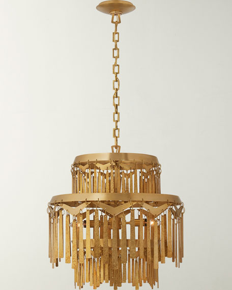 Natalie Medium Tiered Chandelier