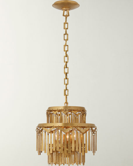 Natalie Small Tiered Chandelier