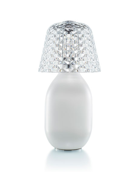 Baby Candle Lamp, White