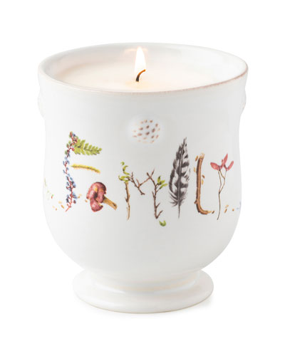 Berry and Thread Holiday Scented Candle