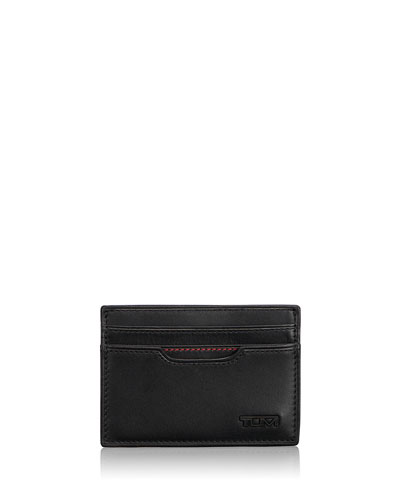 Delta Money Clip Card Case
