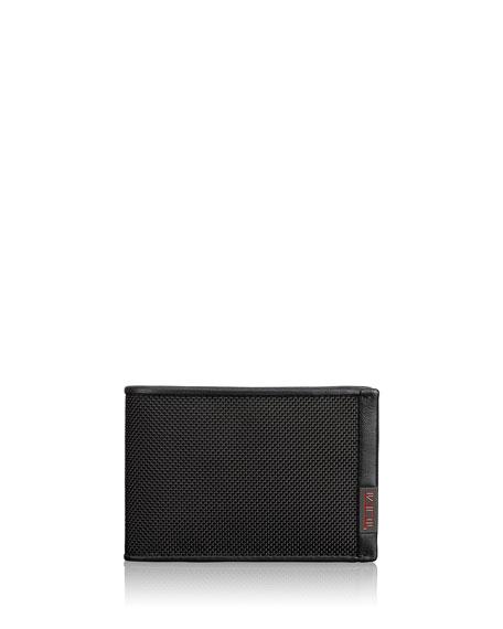 Tumi Alpha Slim Single Billfold Wallet
