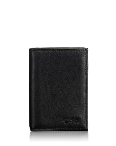 Delta Gusseted Card Case