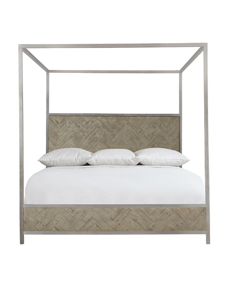 Milo Canopy Bed - Queen