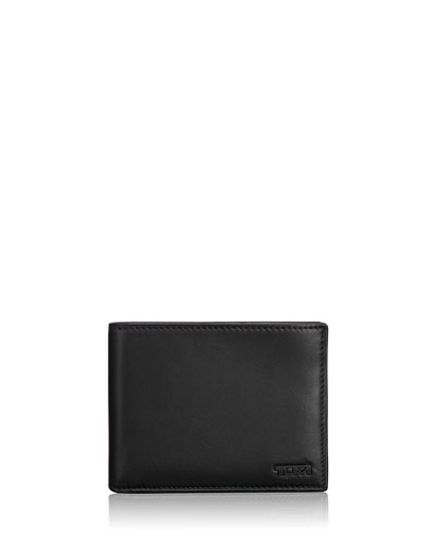 Delta Global Double Billfold Wallet