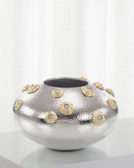 Floating Moon Stone Bowl I