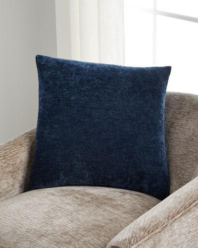 Brody Sapphire Pillow  22Sq.
