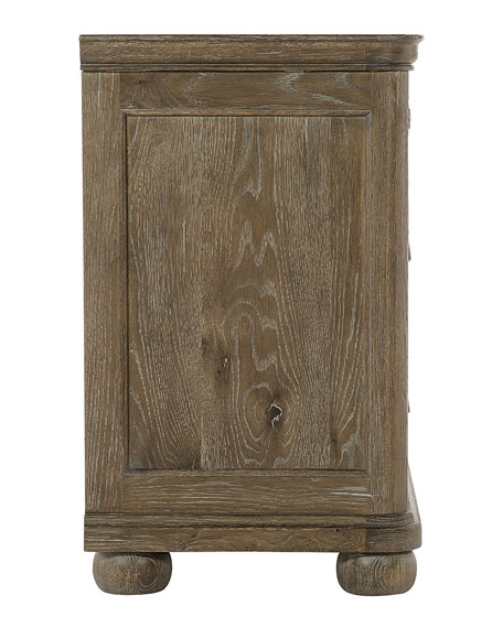 Rustic Patina Bachelor's Chest