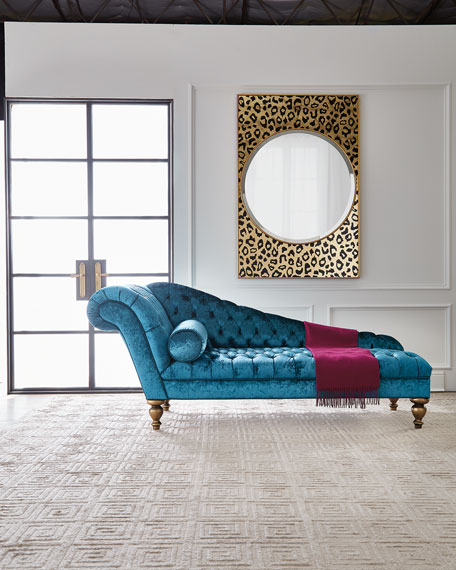 Stacey Tufted Chaise