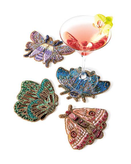 Pheromone Coasters, Set of 4