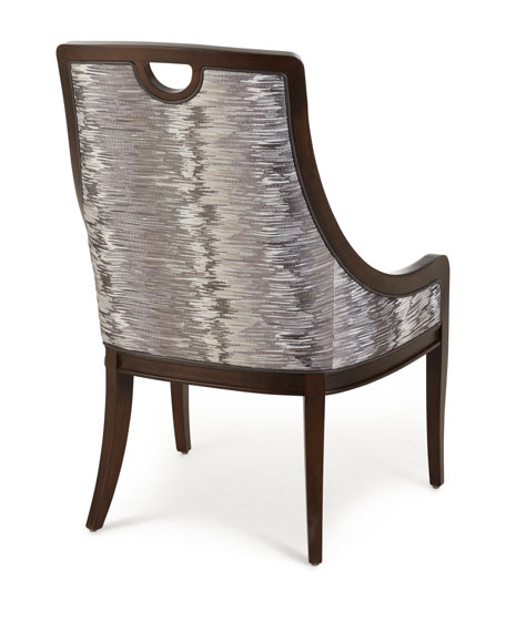 Donely Leather Dining Chair