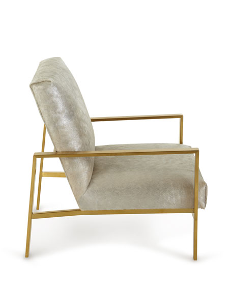 Pax Hair Hide Chair