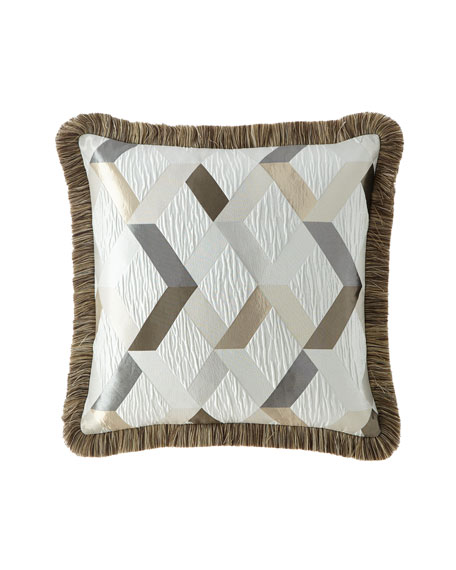 Dian Austin Couture Home Crisscross European Sham