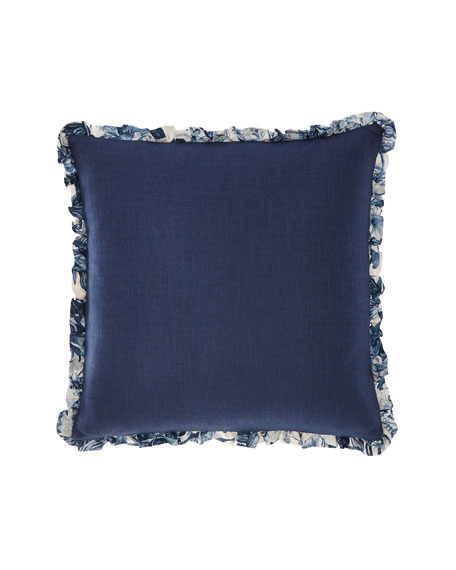 "Breezy Meadows Pillow, 20""Sq."