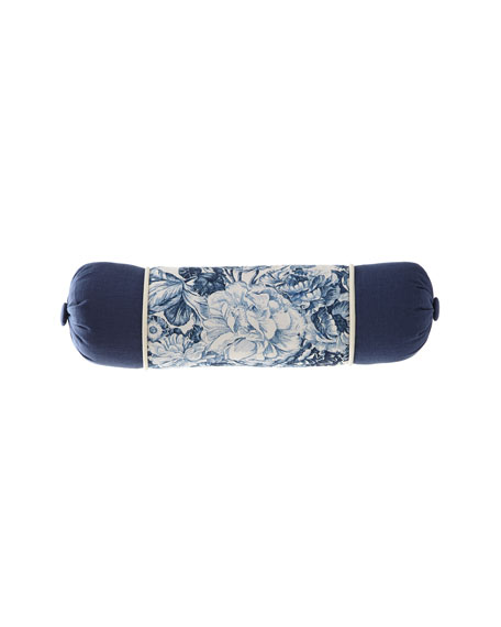 Breezy Meadows Neck Roll Pillow