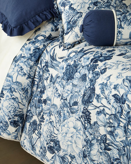 Breezy Meadows 3-Piece Queen Comforter Set