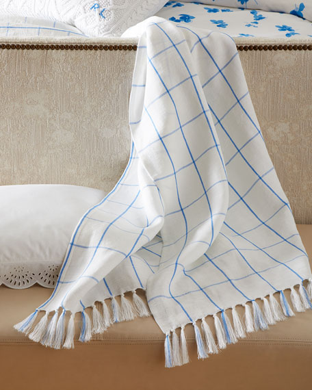 Atterbury Windowpane Throw