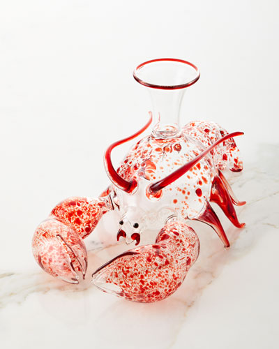 Lobster Decanter