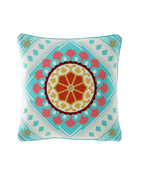 Amisha Medallion Pillow