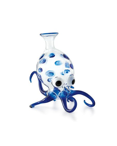 Octopus Decanter