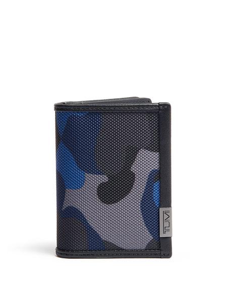 Tumi Alpha Camo Gusseted Card Case