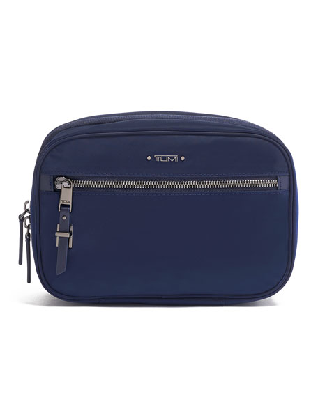 Tumi Voyager Yima Cosmetics Travel Bag