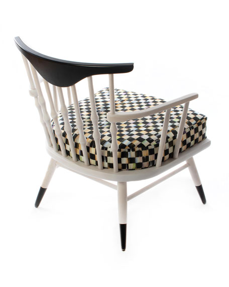 Musical Chairs Accent Chair