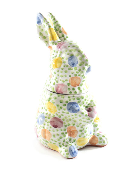 MacKenzie-Childs Honey Bunny Pot