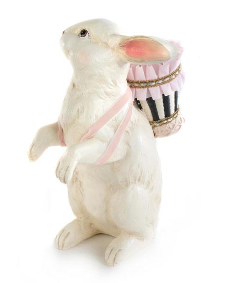 Macaron Bunny with Egg Backpack