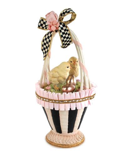 Macaron Chick Basket