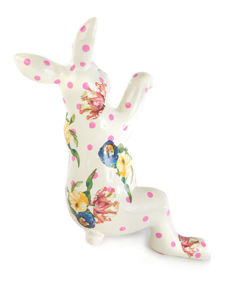 Funny Bunny Decor