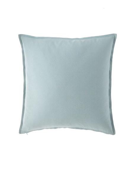 Fino Lino Linen & Lace Linen European Sham