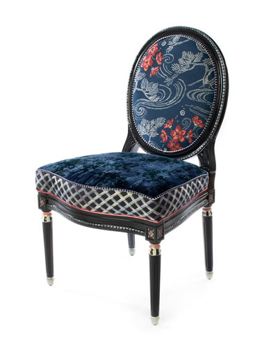 Bluetopia Side Chair