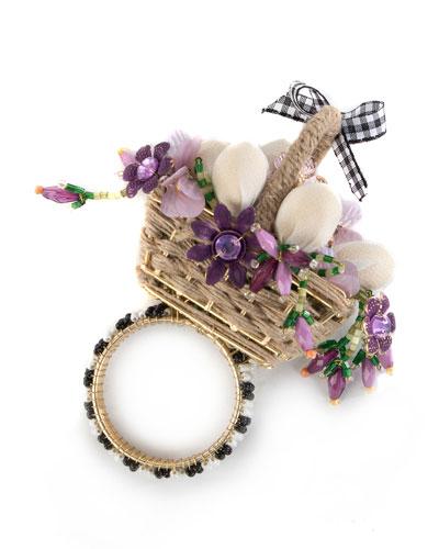 Egg Basket Napkin Ring