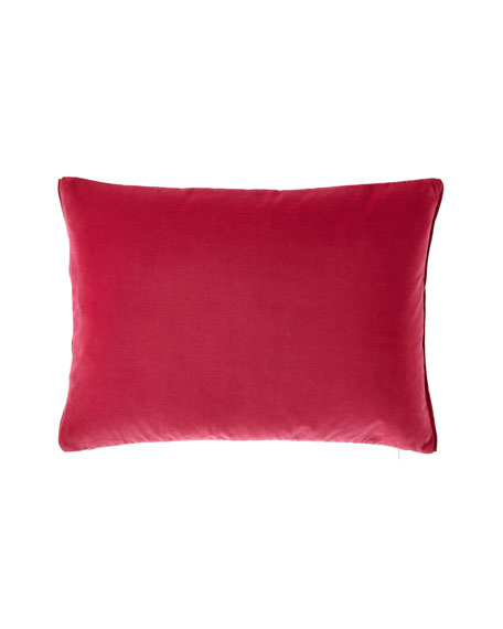 Cassia Fuchsia Pillow