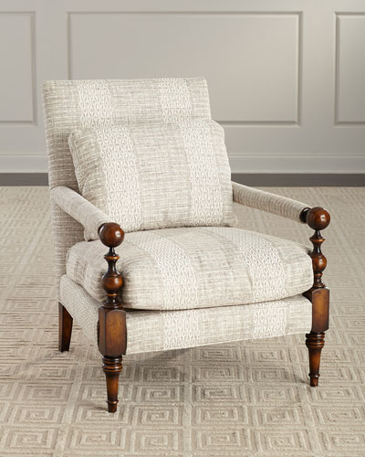 Elderwood Transitional Style Chair