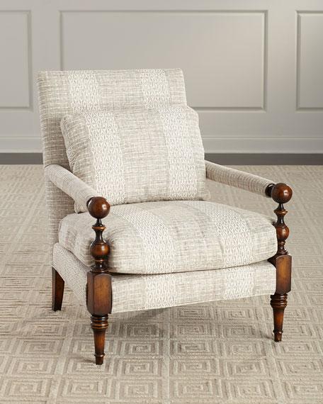 Elderwood Transitional Style Chair