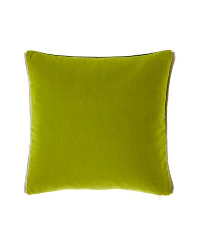 Varese Lime Pillow