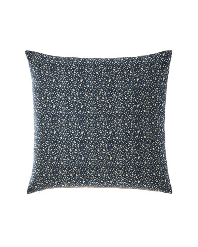 Catahoula Midnight Decorative Pillow