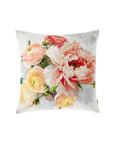 Tourangelle Coral Pillow