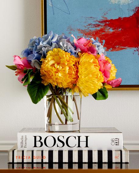 Tropical Hibiscus Arrangement