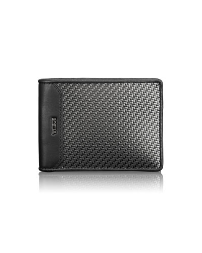 CFX Double Bi-Fold Global Wallet