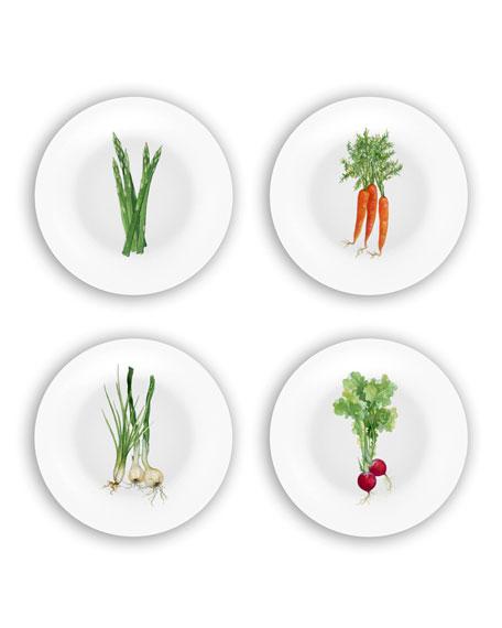 Veggies Plates Gift Set