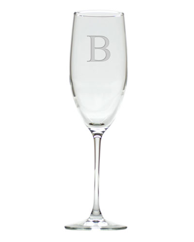 Champagne Flutes  Set of 4