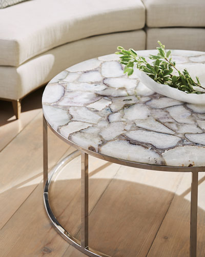 A Stones Throw Coffee Table