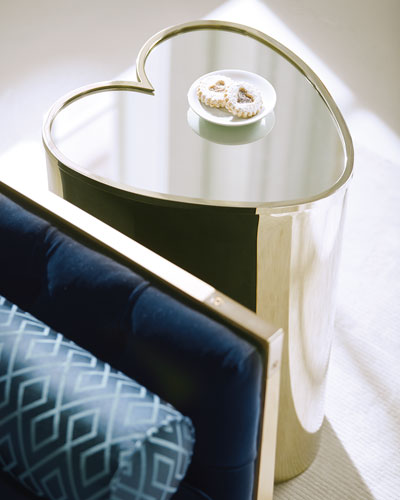 Places of the Heart Accent Table