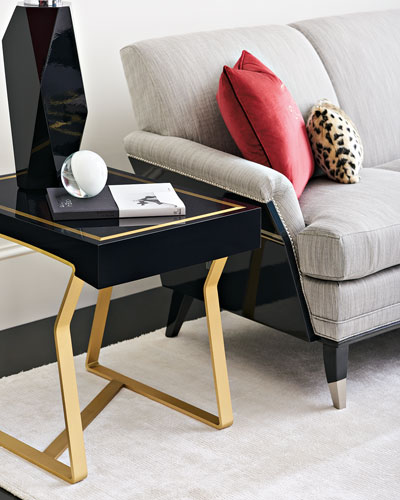 The Moderniste End Table
