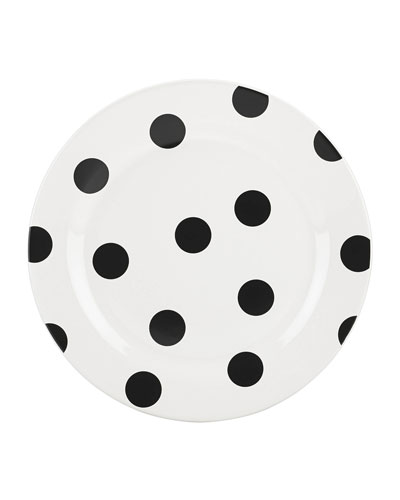 deco dot   accent plate