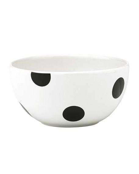 deco dot   fruit bowl