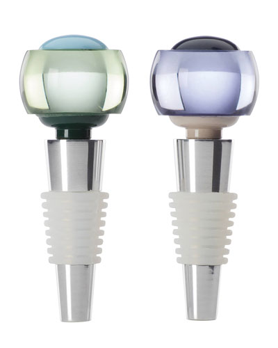 nolita bottle stopper set